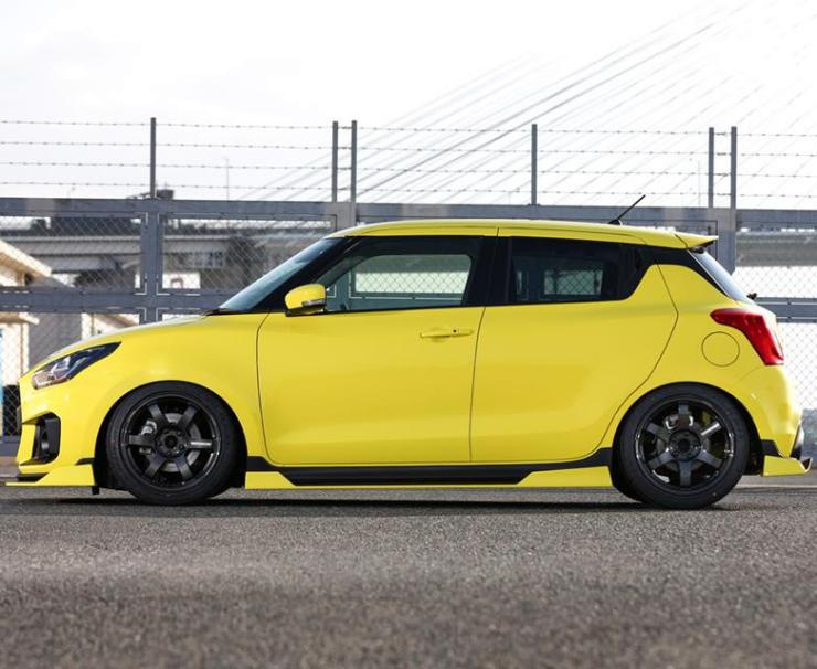 Suzuki Swift Sport Kuhl Racing 2
