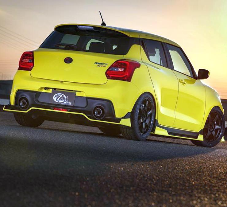 Suzuki Swift Sport Kuhl Racing 3