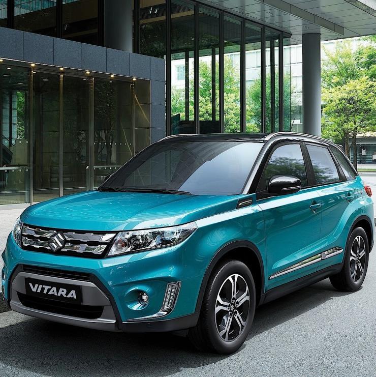 Suzuki Vitara Suv 740px
