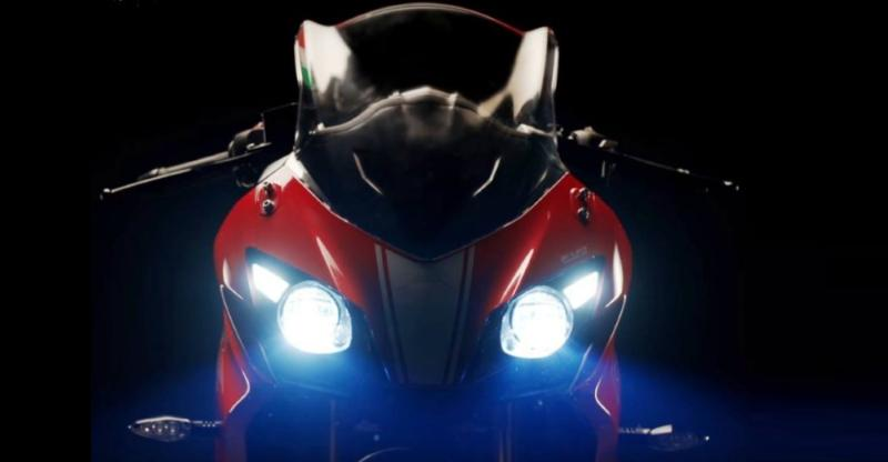 Tvs Apache Rr 310s Sportsbike Teaser Featured