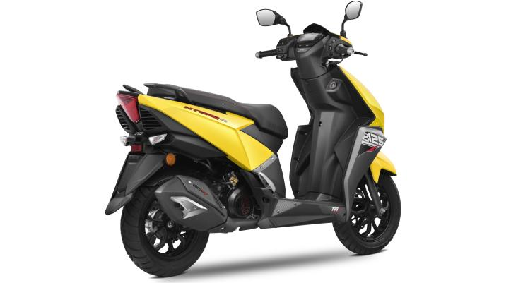Tvs Ntorq 125 Automatic Scooter 2