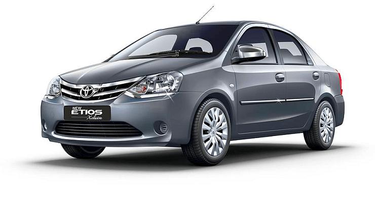 Toyota Etios Xclusive Edition Sedan