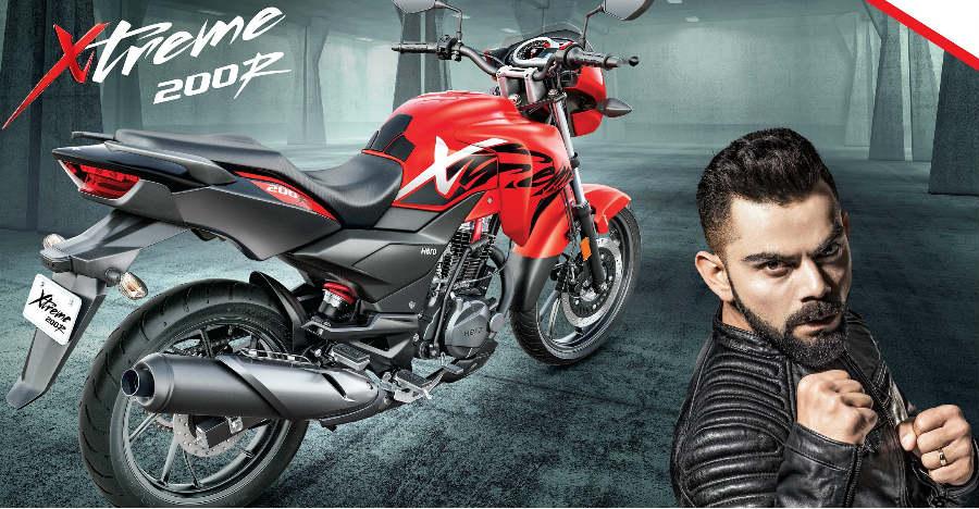 Virat Kohli Xtreme 200r Featured