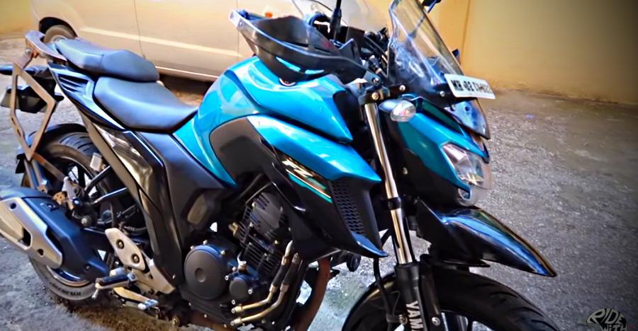 Yamaha Fz Adv Featured