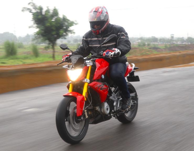 Bmw G 310 Red