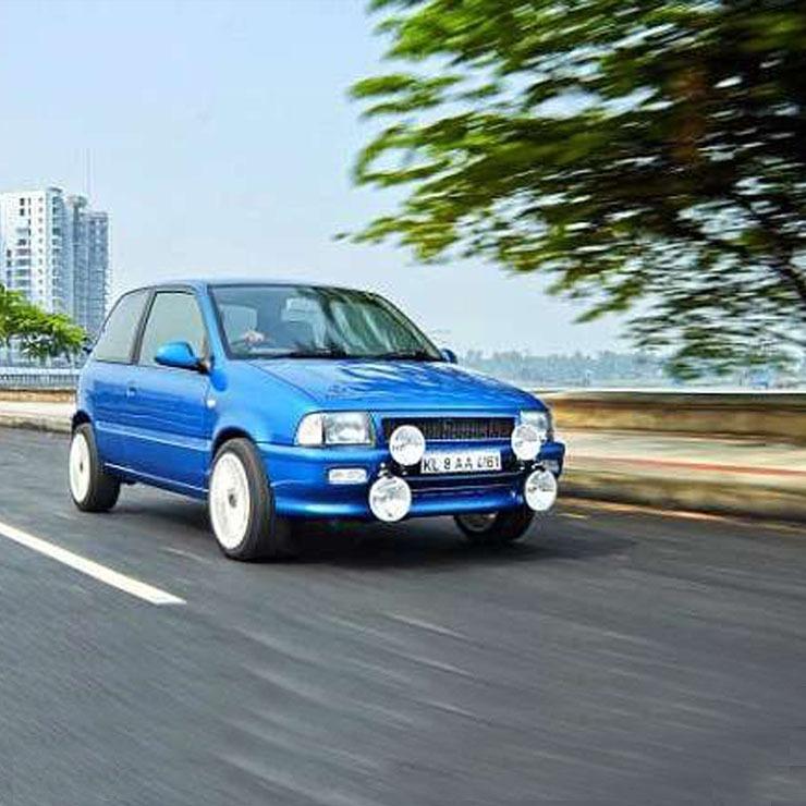 Cars We Want Back Maruti Zen Carbon