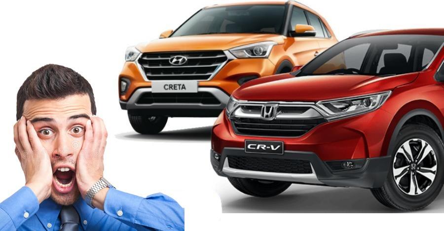 माइलेज के मामले में नई Honda CR-V है Hyundai Creta से मीलों आगे: यह रहा प्रमाण