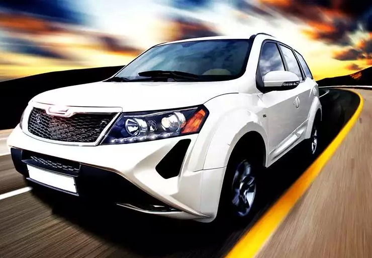 Dc Modified Xuv500 1