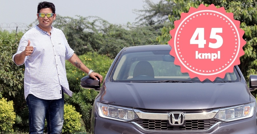 Honda City Mileage Run Featured