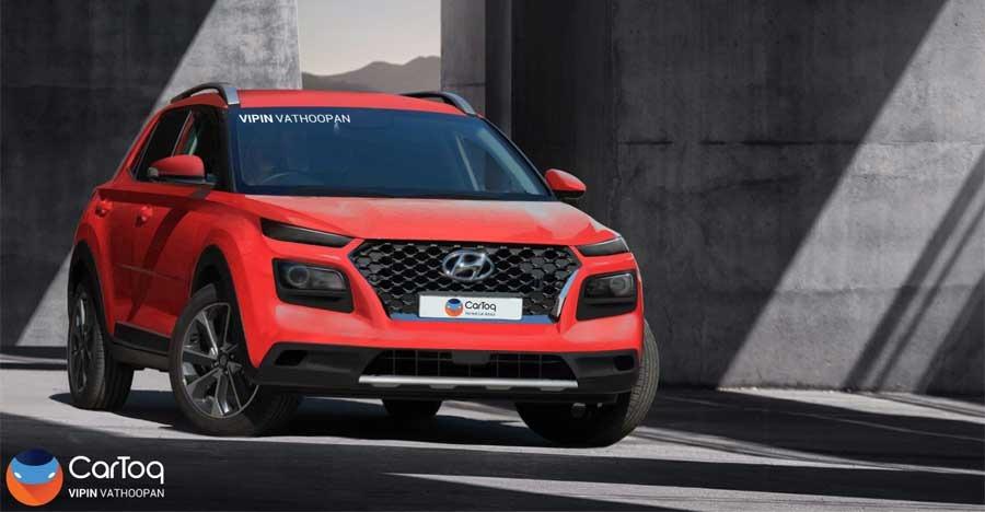 Hyundai Carlino Images Render