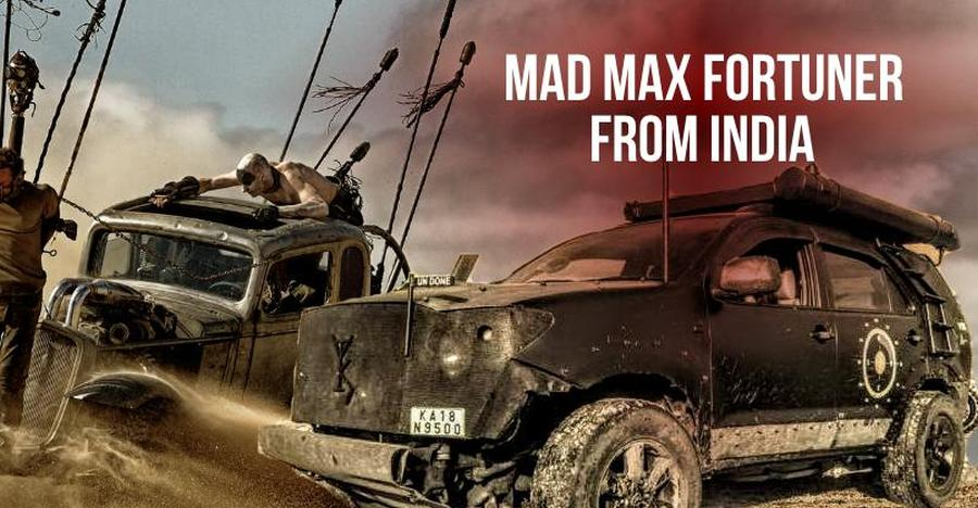 Mad Max Fortuner Featured