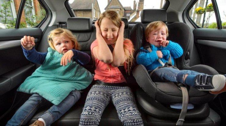 Misbeahaving Kids