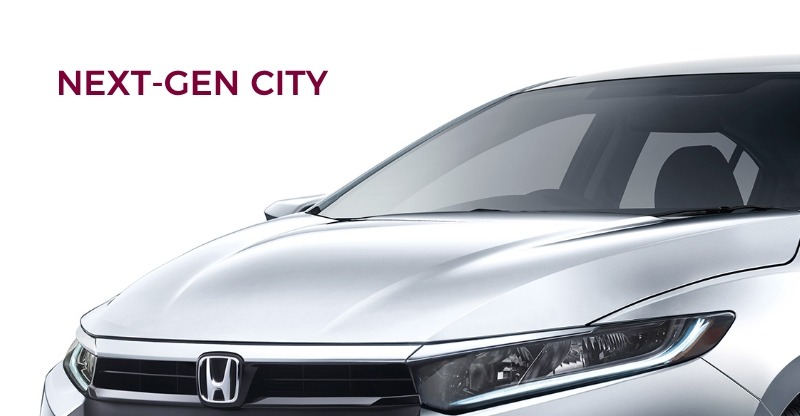 Next Gen Honda City