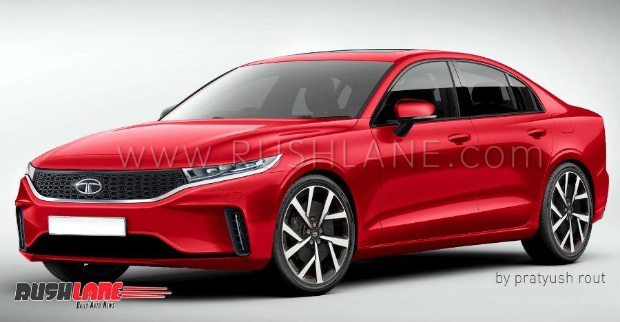 Tata 45x Premium Sedan Featured