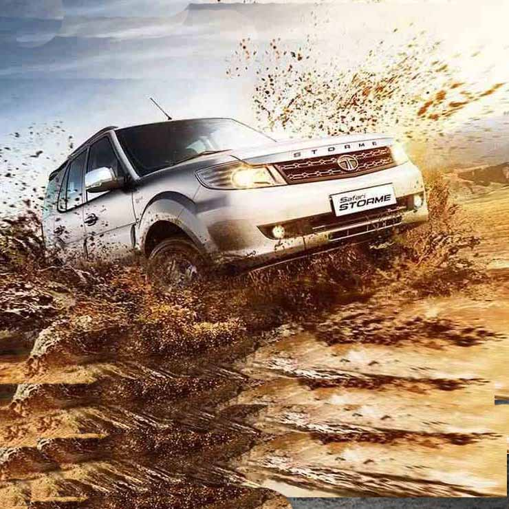 Tata Safari Storme Images