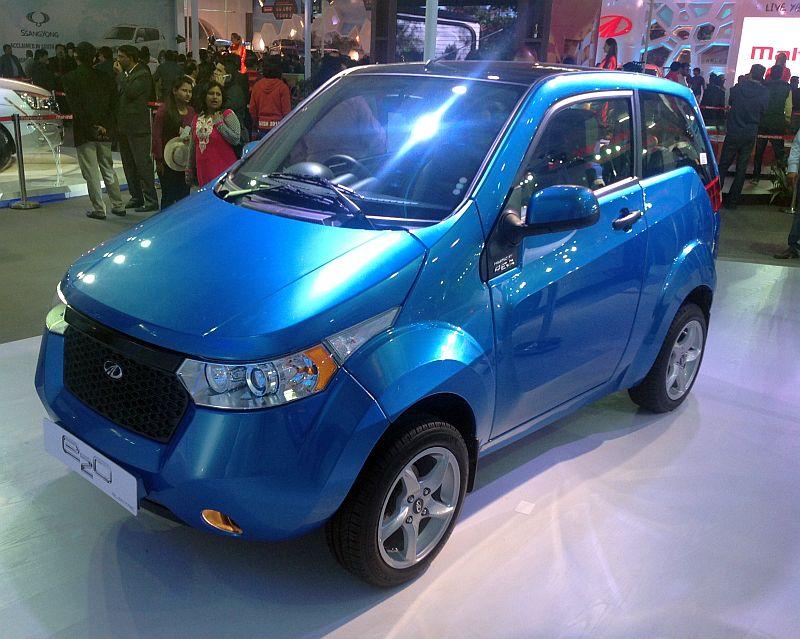 2014 Mahindra Reva E2o With Quick2charge Tech 1