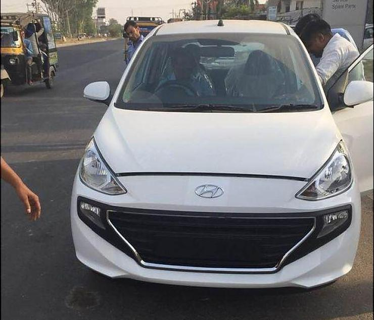 2018 Hyundai Santro Real World