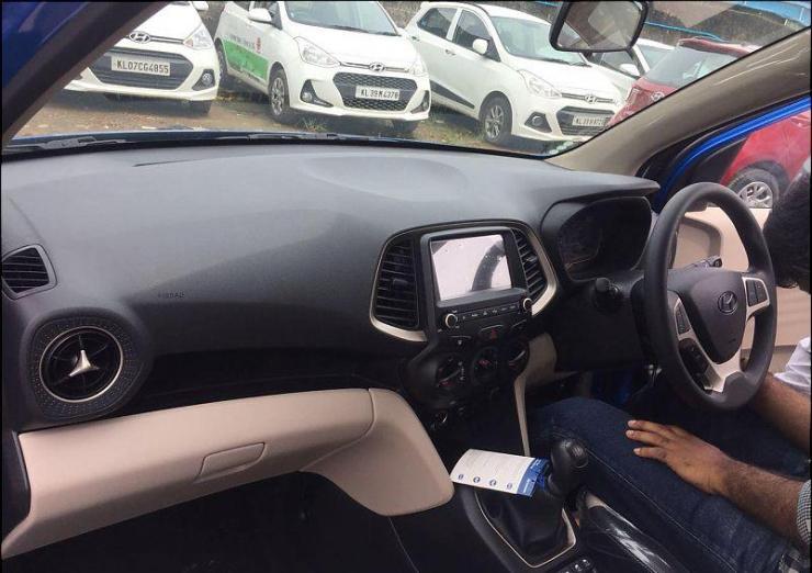 2018 Hyundai Santro In Blue 4