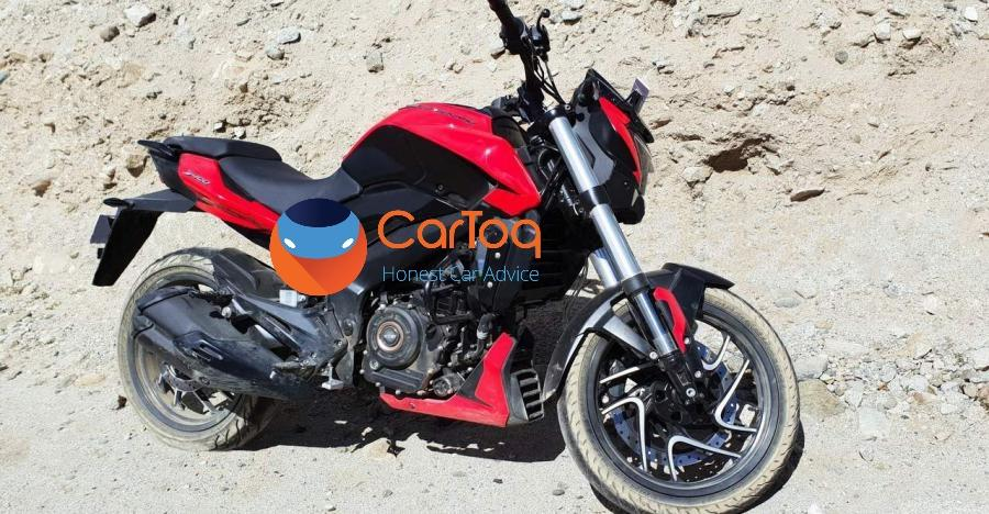 2019 Bajaj Dominar 400 Spyshot Featured 1
