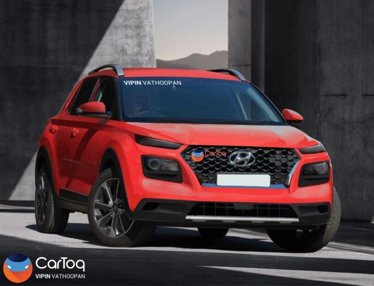 2019 Hyundai Carlino Suv