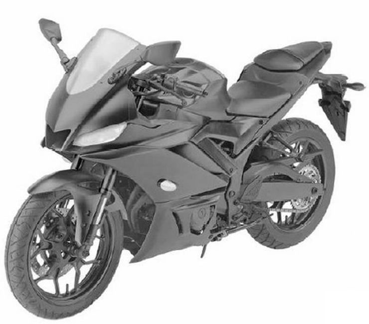 2019 Yamaha R3 1
