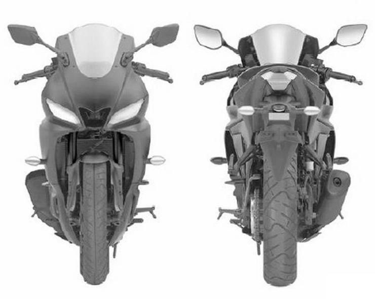 2019 Yamaha R3 2