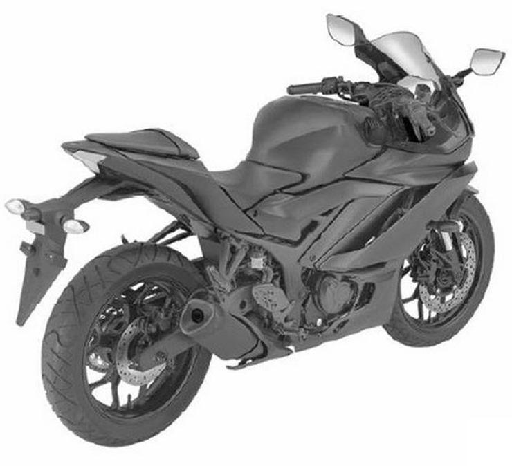 2019 Yamaha R3 3