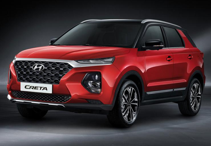Hyundai Creta Compact Suv कुछ ऐसा होगा नया अवतार Cartoq