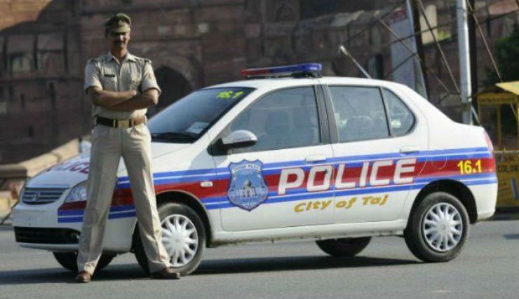 Agra Indigo Police