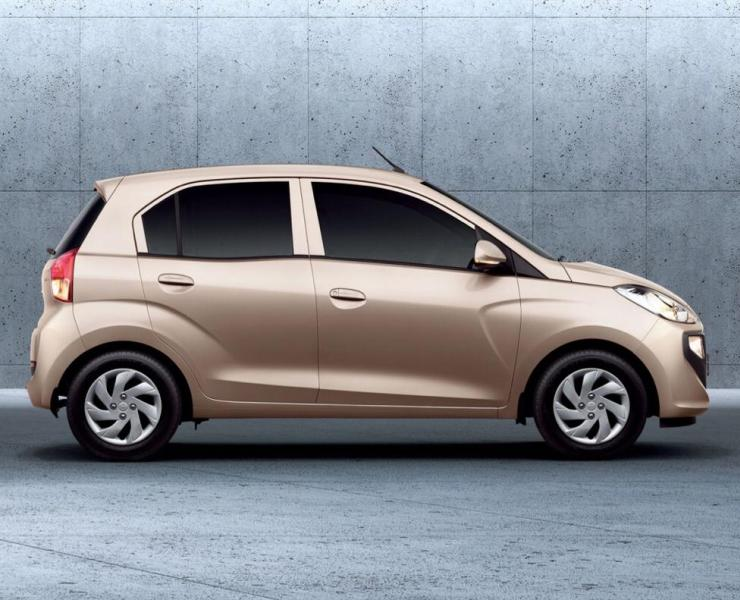 All New Hyundai Santro 2