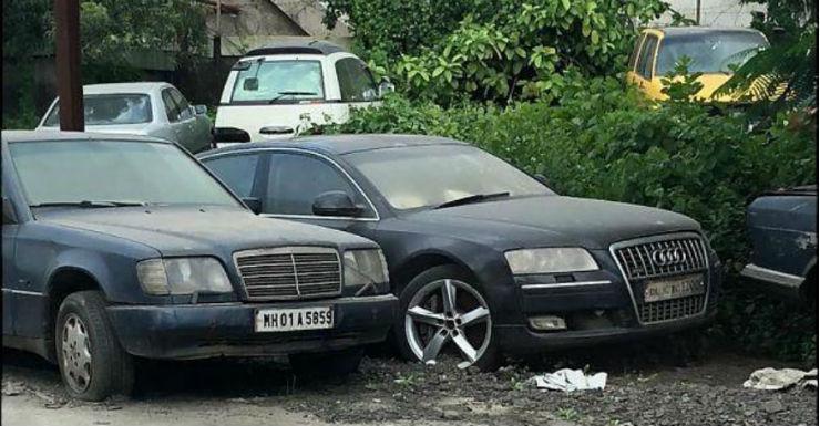 Audi A8 L India