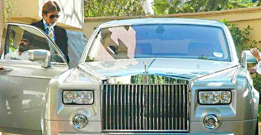 Bachchan Rolls Royce Phantom Featured