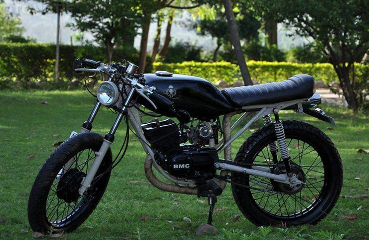 Bambukaat Yamaha Rx135 3