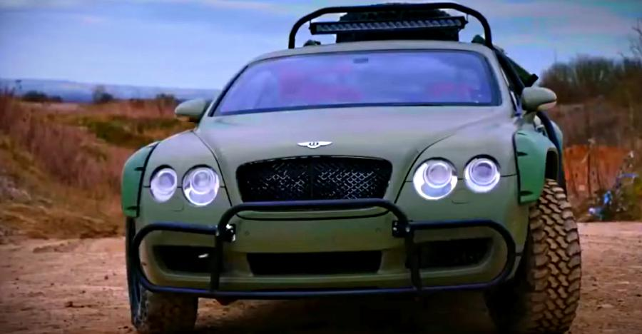 Bentley Continental Gt Modifications
