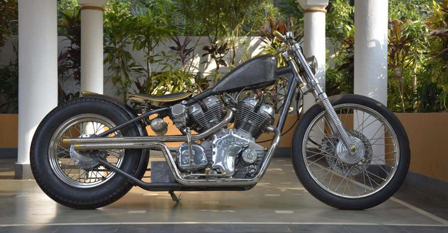 Carberry Custom Bobber Featured