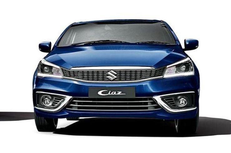 Ciaz Front Profile