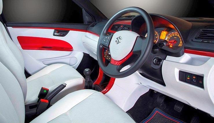 Dc Designs Maruti Suzuki Swift Custom 3