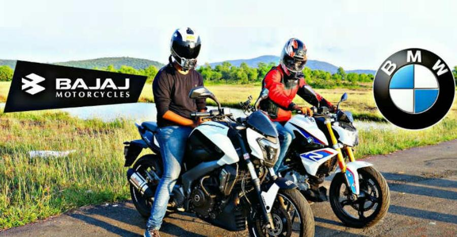 Dominar Vs Bmw Race Featured