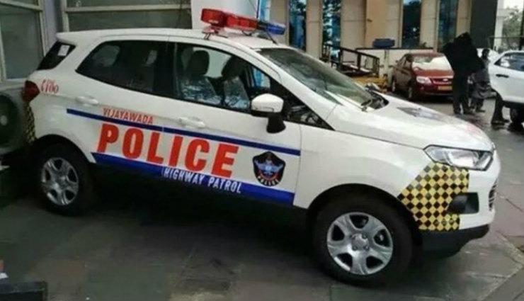 Ford Ecosport Diesel Vijayawada Police