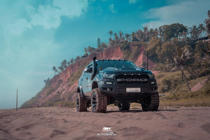 Ford Endy 1