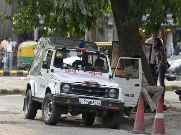 Gypsy Police Van