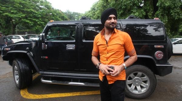 Harbhajan Singh Hummer H2
