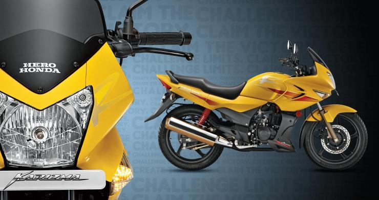 Hero Honda Karizma India