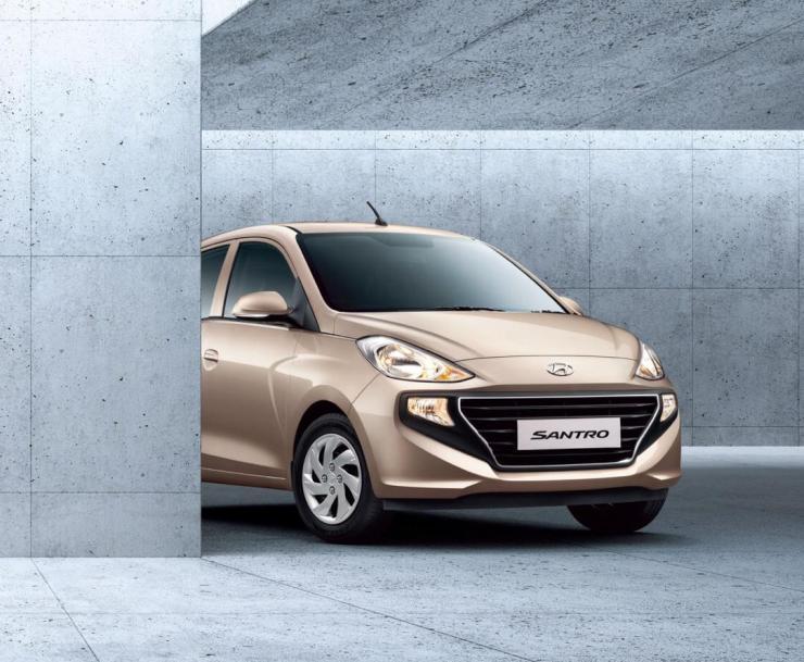 Hyundai Santro 1