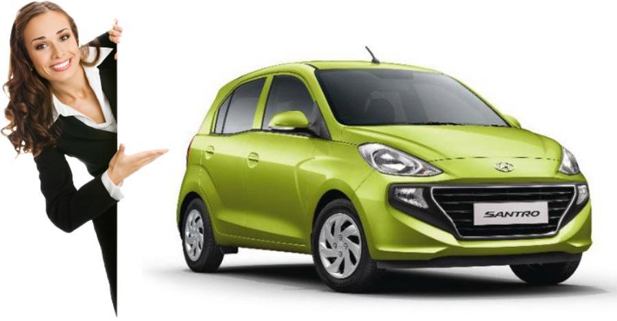 लॉन्च से पहले ही Hyundai Santro की हुईं 15,000 बुकिंग्स!