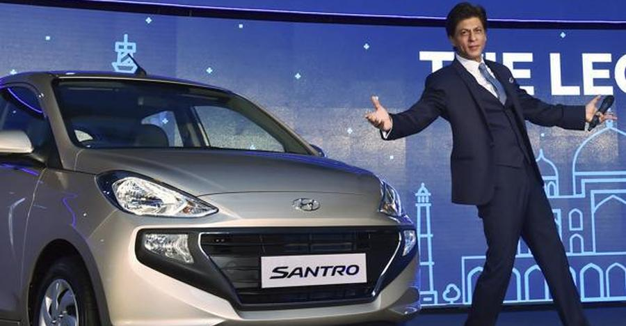 लॉन्च के समय से ही 3 महीने का हुआ नई Hyundai Santro का 'वेटिंग पीरियड'