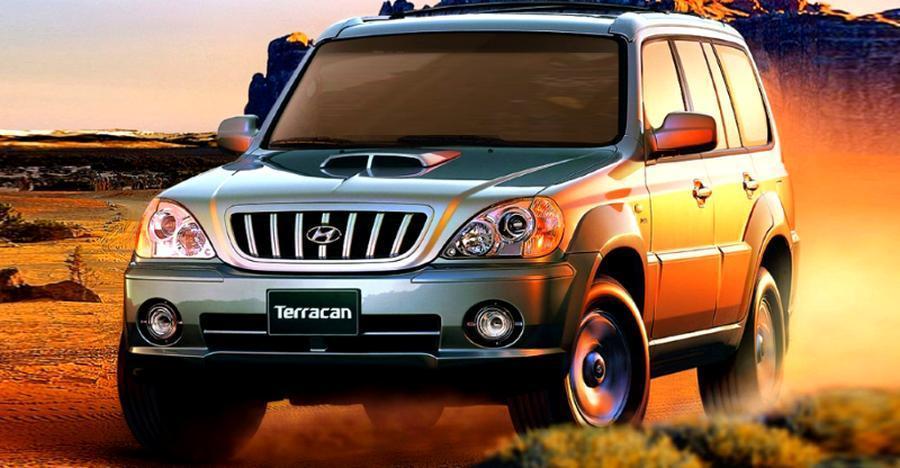 Hyundai Terracan Featured Image