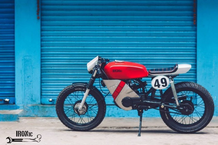Ironic Engineerings Yamaha Rx100 10