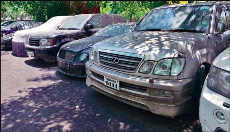 Lexus Lx India