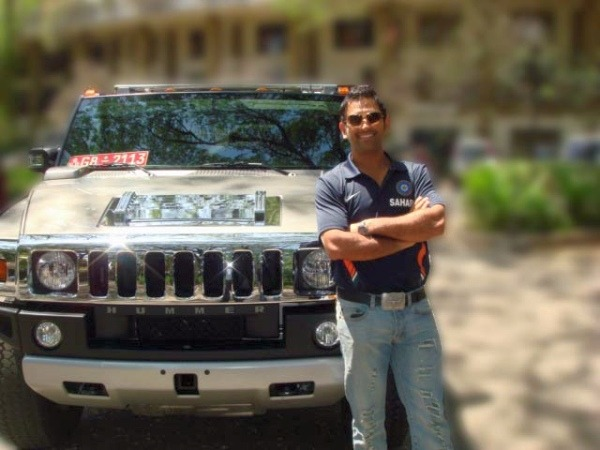 Ms Dhonis Hummer Black